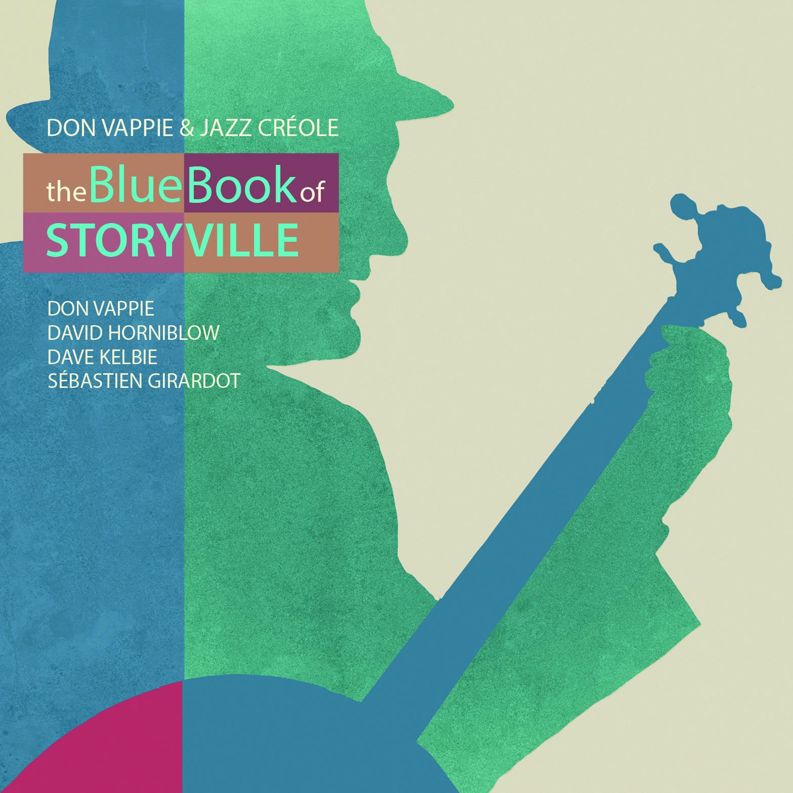 The Blue Book Of Storyville